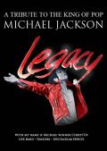 Michael Jackson Legacy Tour met Christ'Of