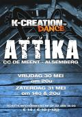 ATTIKA : Grote show K-Creation